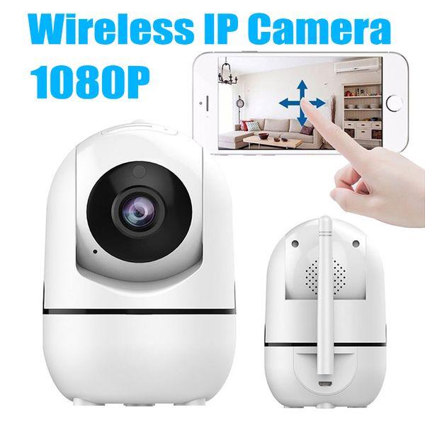 Minions Smart Wifi CCTV Surveillance Camera Mini HD 1080P Wireless IP Camera Network Security Camera Night Vision Baby Monitor
