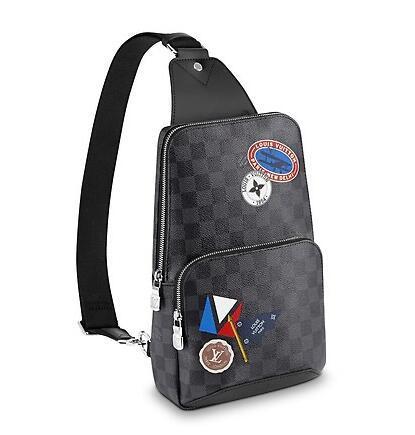 2019 N41056 AVENUE SLING BAG MESSENGER BAGS Handbag BELT BAG Shoulder Bags Hobo HANDBAGS TOP HANDLES BOSTON CROSS BODY MESSENGER SHOULDER