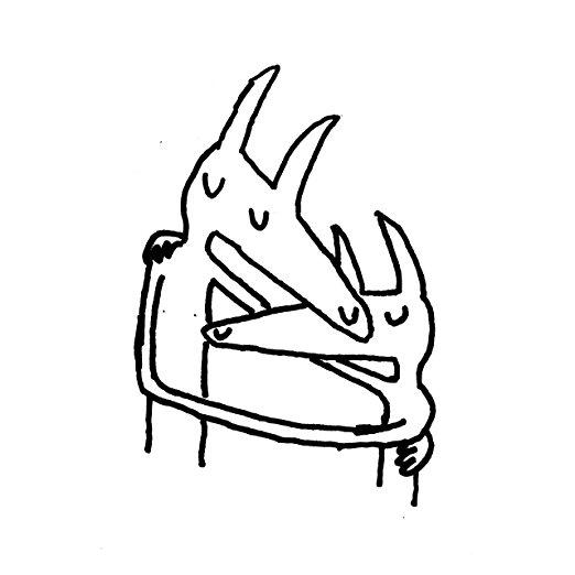 Twin Fantasy by Car Seat Headrest cover music poster