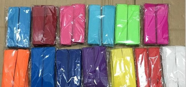 top popular 500pcs Neoprene Popsicle Sleeves Ice Lolly Bag Summer Ice Sleeves Freezers Popsicle Holders Summer Kitchen Tools 2019