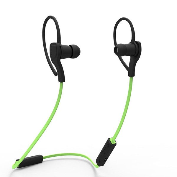2017 New Original Wireless Bluetooth SPORT Joging Stereo Earphone Portable High Quality Handfree With Mice for iPhone PC Mp3