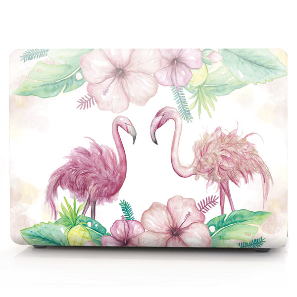 hrh-x-32 Oil painting Case for Apple Macbook Air 11 13 Pro Retina 12 13 15 inch Touch Bar 13 15 Laptop Cover Shell