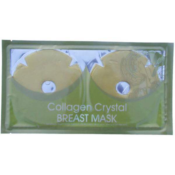 2 teile / para Collagen Breast Lift Maske Brustvergrößerer Patch Brustvergrößerer Paste Body Shaper Frauen Brest Büste Straffende Hebekissen