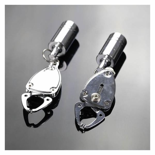 Morsetti per capezzoli per impieghi pesanti Morsetto per clitoride extra pesante Morsetti per vagabondi Labia Fetish BDSM Giocattolo per giochi sessuali Slave Training Restraint