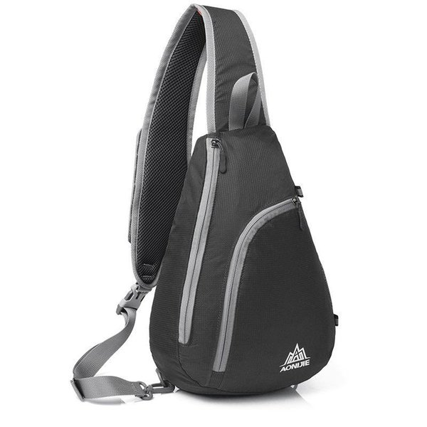 Sling Shoulder Backpacks Bags Man Women Crossbody Rope Triangle Pack Rucksack Hiking Multipurpose Daypacks And School Handbag