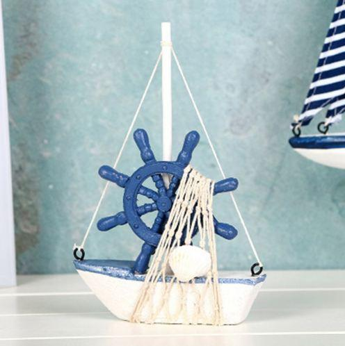 Classics Wooden Sailing Ship Sail Boat Ship Model Craft Marine Nautical Household Ornaments Gift Home Decor Arts Crafts