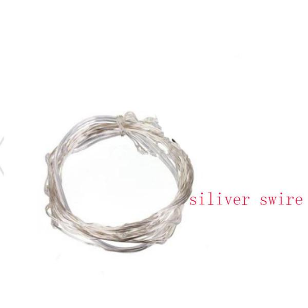 Cable de plata 1M