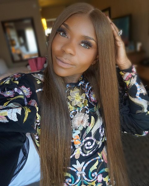 High quality 100% unprocessed virgin remy human hair long ombre color silky straight full lace wig cheap for women