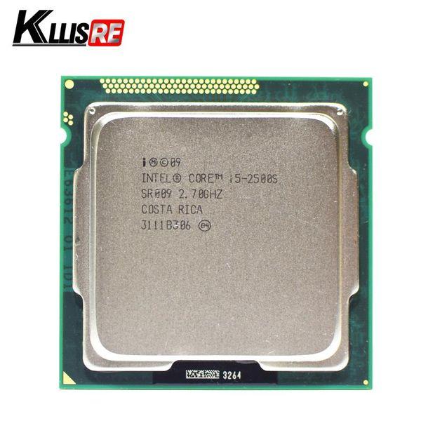 Intel Core i5 2500S 2.7GHz Quad-Core 6M 5GT/s Processor SR009 Socket 1155