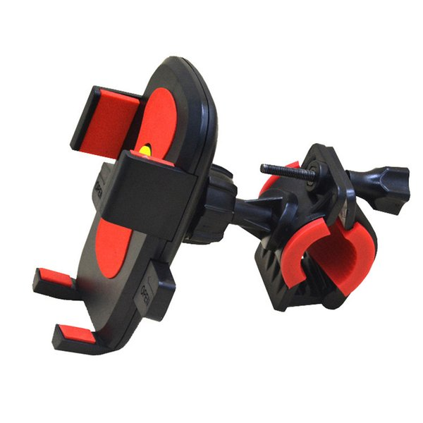 Mount bicycle motorcycle phone holder Universal 360 Rotation bike phone holder support