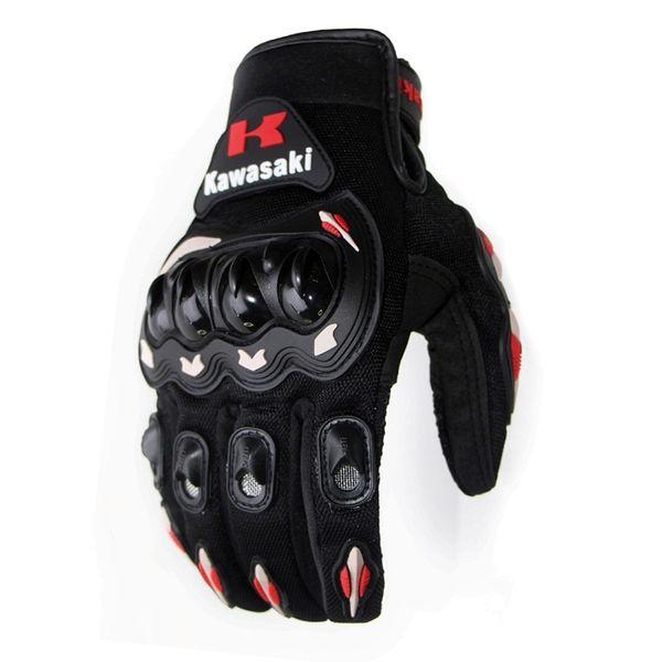 KTM Full Finger Sports Goalkeeper Gloves Guantes Green Red goalkeeper gloves gants de gardien de Luvas de goleiro gym
