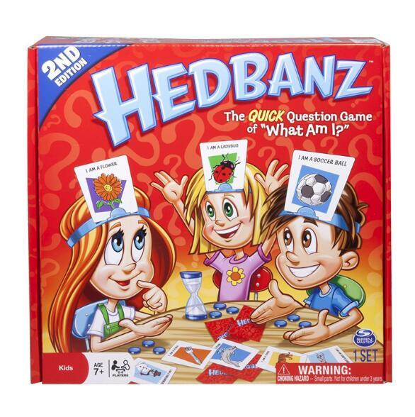Bohnanza hedbanz Board Game Newest Version For 2-7 Playing Card Game For Kids Send English Instructions Adult Games