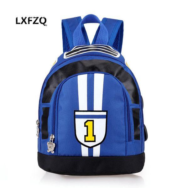 bag school cars Coupons - Children school bags Cartoon Car Backpack Baby mochila  infantil Toddler Bag 9171658287fd7