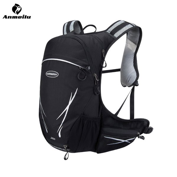ANMEILU Sports Backpack Cycling Backpack Unisex Waterproof Ultraligh Reflective Sport Bags MTB Nylon Bags Travel Camping
