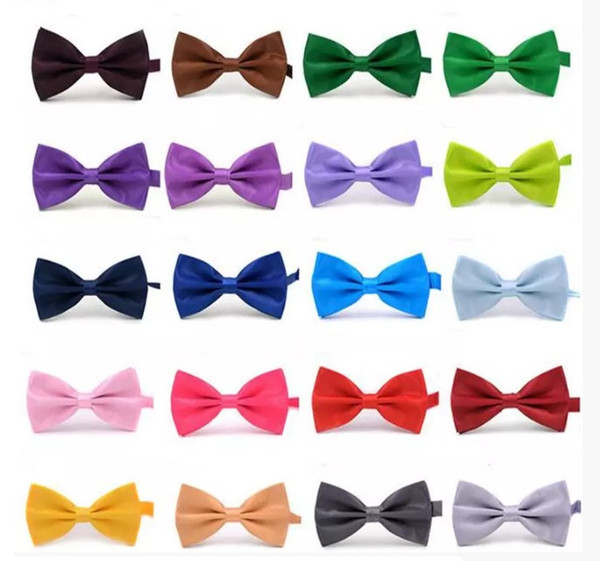 best selling Bow Ties for Weddings High Quality Fashion Man And Women Neckties Mens Bow Ties Leisure Neckwear Bowties Adult Wedding Bow Tie Free shipping