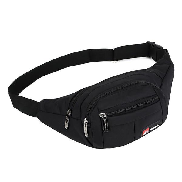 8 Color Unisex Waist Pack for Men Women Fanny Pack Bum Bag Travelling Phone Money Bag Pouch Banana Bags Female Belt heuptas