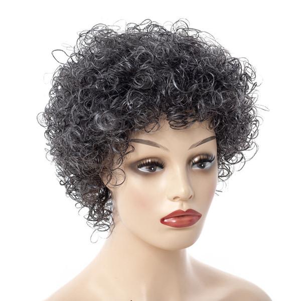 Sara Kadın Kinky Derin Kıvırcık HairWig Sizin Tarzı Tutkalsız Tam DantelWig Dantel FrontWigs Postiş Brezilyalı Saç Adet Uzatma; 8 Stilleri