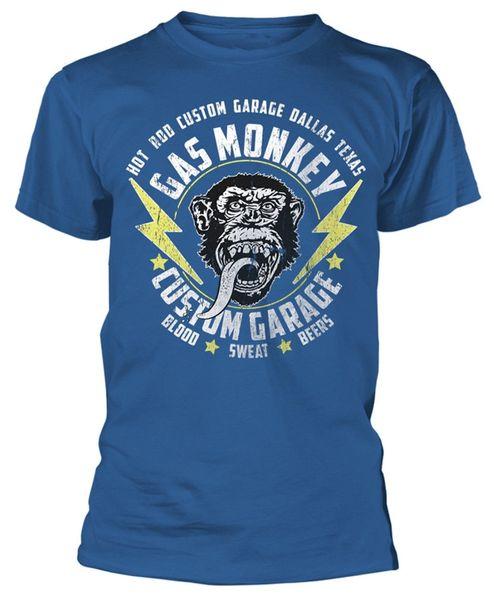 Camiseta del mono de gas Garaje 'Rayo Boulons' - Neuf et Officiel