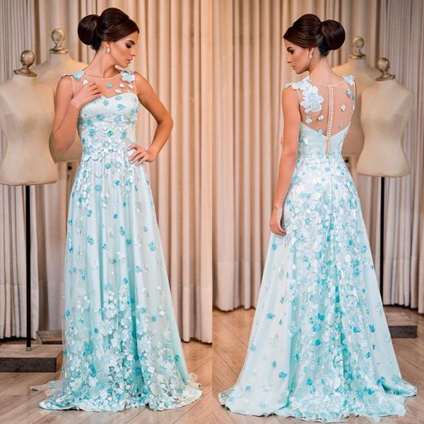 Jewel Covered Prom Dresses