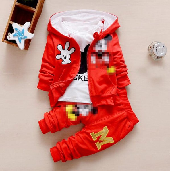 new spring and aut children's clothing Children Suit Boys Outfit bow tie three piece set casual pants Boy Suit Toddler Newborn Set Baby Wear