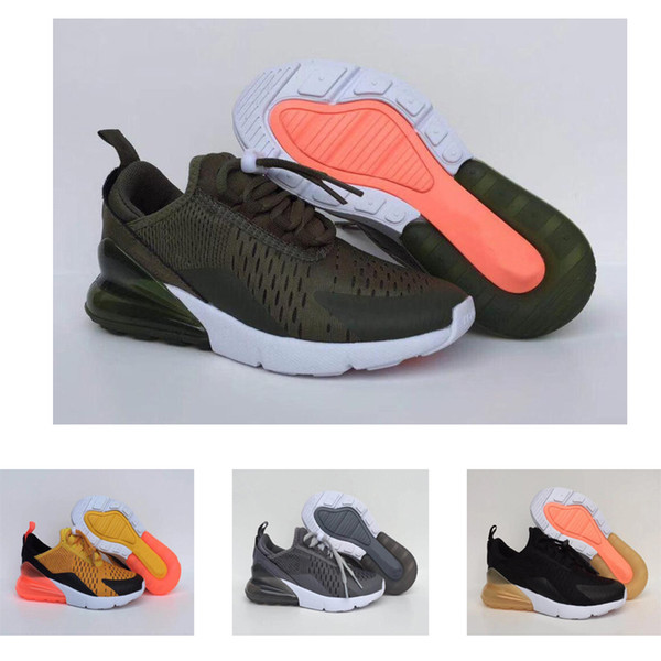 40b473c331acb6 Free shipping Baby 270 Kids running shoes Black White Dusty Cactus 27c  outdoor toddler athletic boy   girl Children sneaker