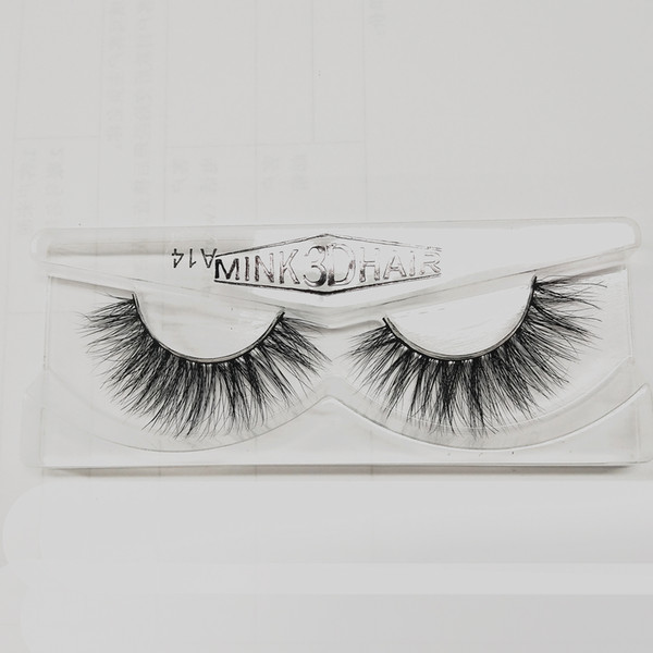 Seashine Exceptional service natural 3d real false eyelashes mink lashes accept customer pacakging and logo free shipping