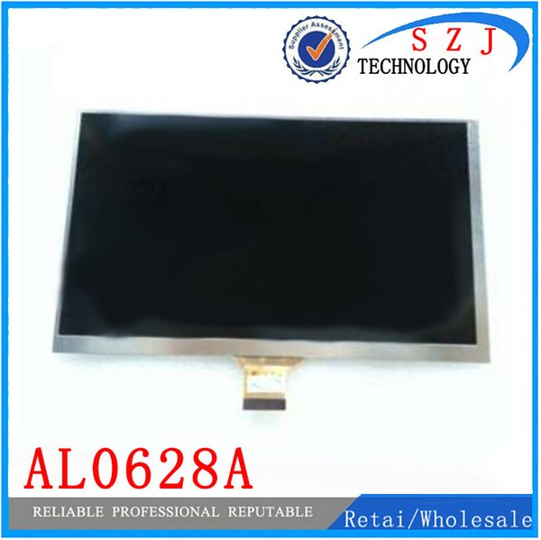 "Original 7"" inch Tablet PC LCD display AL0628A LCD Screen size 163*97mm Digitizer Sensor Replacement Free Shipping"