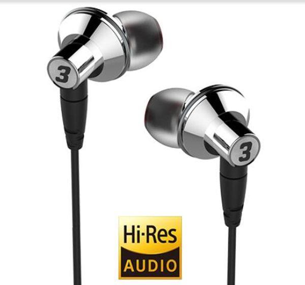 DUNU TITAN3 TITAN-3 TITAN 3 HiFi Inner-ear Earphone Titanium Diaphragm Dynamic High Fidelity Earphones with MMCX connector