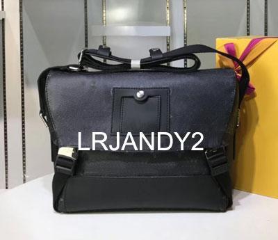 Genuine Leather famous fashion designer messenger bags hot classic brand cross body bag men briefcase Top quality shoulder bag