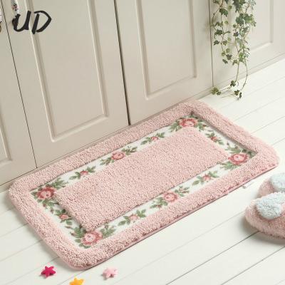 2017 New Arrival Modern Kitchen Mat Anti-slip Floor Mat Hallway Balcony Bathroom Carpet Set Doormat 1PCS