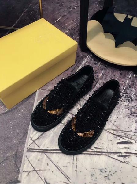 ww88 Yeni Erkek Moda Lüks Beyaz Deri Platformu Ayakkabı Düz Rahat Ayakkabılar Bayan Siyah Pembe Altın Beyaz sneakers '38-44