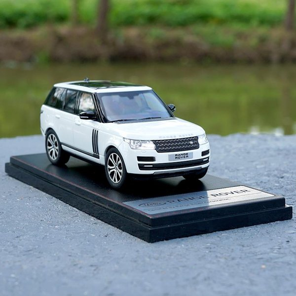1:43 alloy car toy,High simulation range rover SUV collection model car,diecast metal model toy vehicle,free shipping