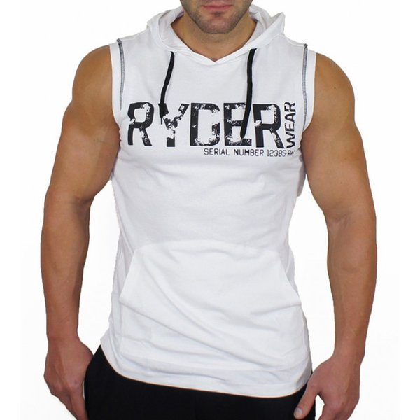 White If You Dont Fear Gym Bodybuilding Vest Funny Novelty Singlet Jersey Top