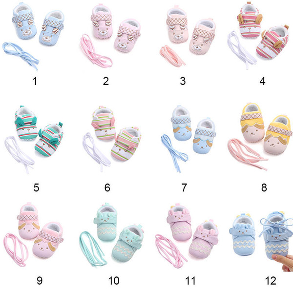 Soft toddler shoes baby first walking shoes cotton fabric warm in winter and autumn cute baby shoes adjustable the tightness A