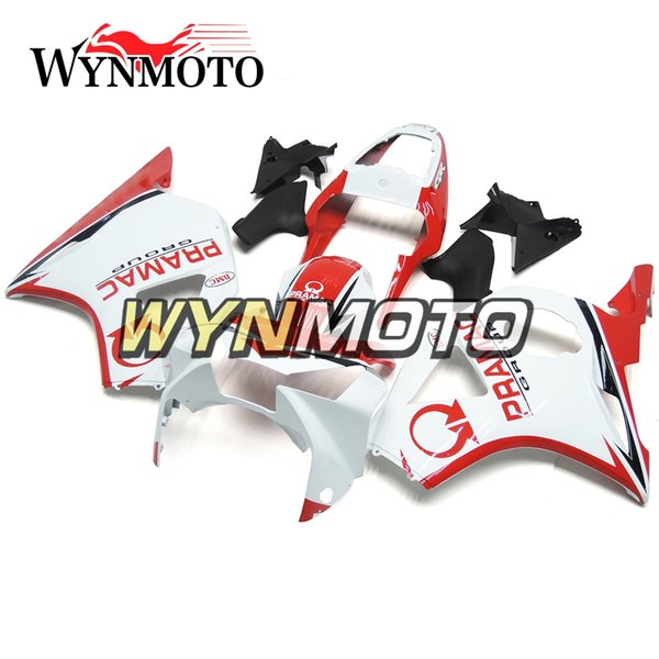 Red White Complete Fairings For Honda CBR900RR 954 2002 2003 CBR900 RR 02 03 Plastic Body Kit Panels Cowlings Bodywork