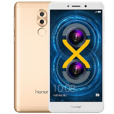 Original Huawei Honor 6X Play 4GB RAM 32GB/64GB ROM 4G LTE Mobile Phone Kirin 655 Octa Core 5.5inch 12.0MP Fingerprint ID Smart Cell Phone