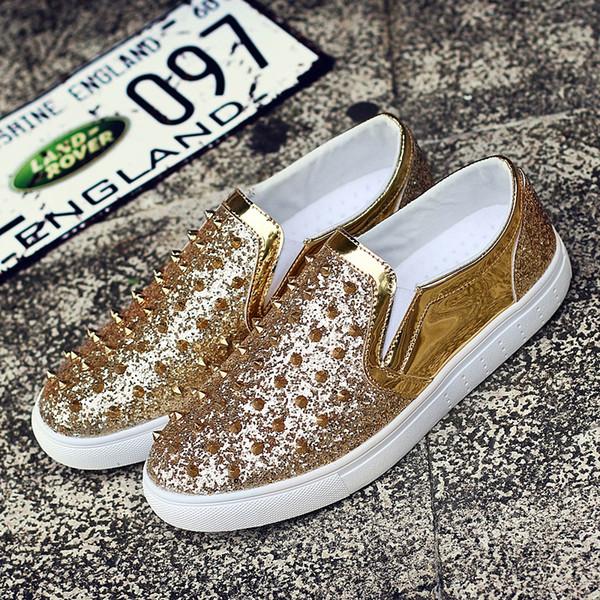 Acquista Sneakers Da Da Basse Scarpe Feste Sposa Gli Discoteca WKrcyPZc