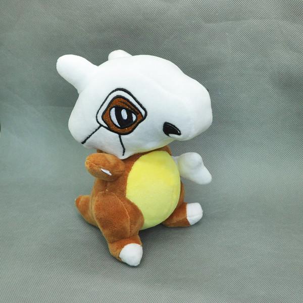 EMS Cubone 15CM Plush Doll Stuffed Best Gift Soft Toy