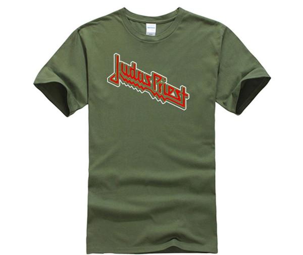 Acheter Judas Priest Logo T Shirt Pas Cher