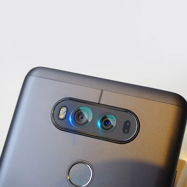 HQ Back Camera Len Protector For LG V30 G6 G5 SE V20 V30 Plus Protective  Film For LG G5 G6 V20 Tempered Lens Glass Stickers One Plus Tempered Glass