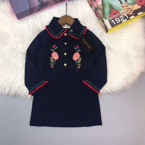 2d79 Brand New Kids Winter Autumn Hoodie Boys Girls Sports shirt Children Tops Clothing Embroidered pattern on clothes