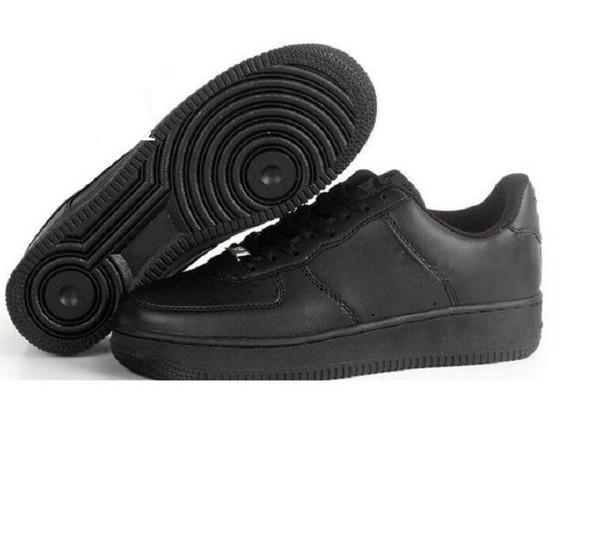 Acheter 2018 Nike Air Force One 1 Af1 Marque Discount 1 1 Dunk Hommes Femmes Flyline Chaussures De Course, Sport Skateboard Ones Chaussures Haute