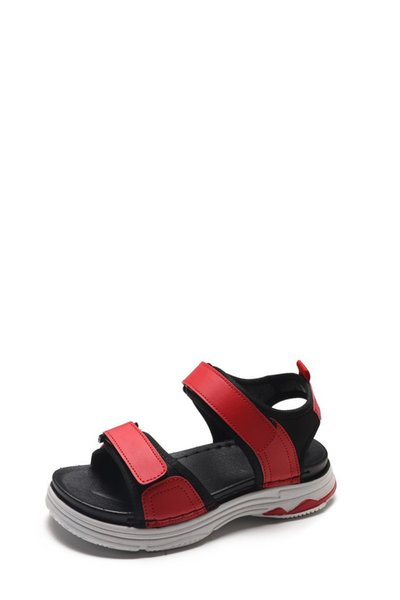 ee66300a7d492a Women Summer Sandals 2018 New Flat Bottom Leisure Time Motion Woman Beach  Rome Shoes Red Black White 35-40 Code Flash Sale