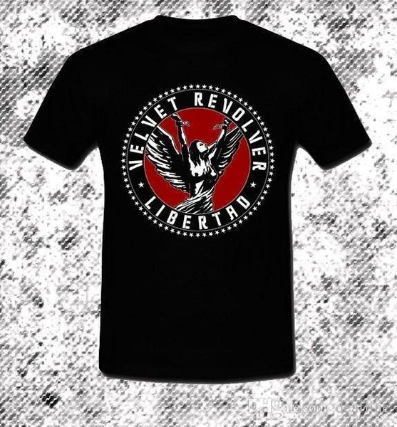 Velvet Revolver Team Revolver Licensed Adult T-Shirt