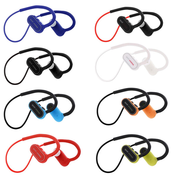 best selling G15 Bass Sport Headset Universal Bluetooth Earphones Waterproof Headphones Stereo Earpieces Earbuds G5 brand power 3 With Mic 50pcs