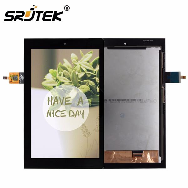 Srjtek For Lenovo YOGA YT3-850 YT3-850M YT3-850F LCD Display Matrix Touch Screen Digitizer Glass Panel Sensor Tablet PC Assembly