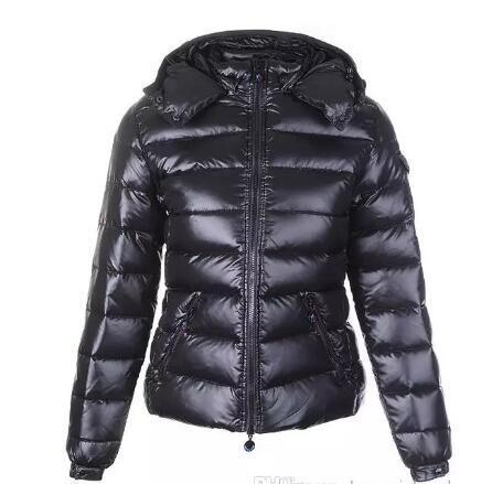 Designer Jackets Hot Sale Women Winter Patch Down Jacket Casual Hip Hop Warm Trendy Jacket Male White Duck Down Womens Winter Coat Black