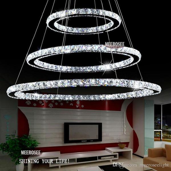 Neue ankunft LED Kristall Kronleuchter Licht Lüster de cristals Lampe für wohnzimmer Diamant Kristall Licht Hause dekorative Beleuchtung