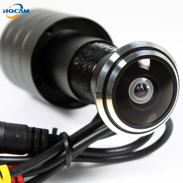 HQCAM Sony CCD 420TVL 170 Degree 1.78mm Fisheye Lens Wide Angle Lens Door eye Hole Camera mini camera ccd cctv Fisheye