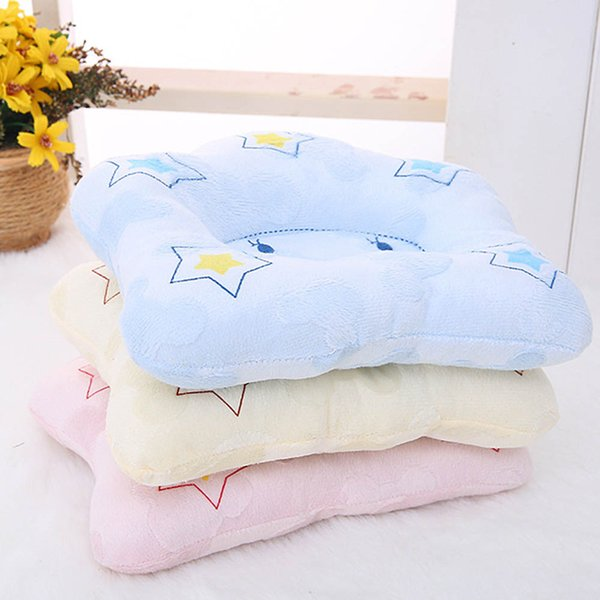 Awe Inspiring Baby Shaping Pillow Soft Support Cushion Pad Correct Sleeping Star Pillows For Newborn Room Prevent Flat Head Pillow Couch Throw Pillows Large Sofa Alphanode Cool Chair Designs And Ideas Alphanodeonline